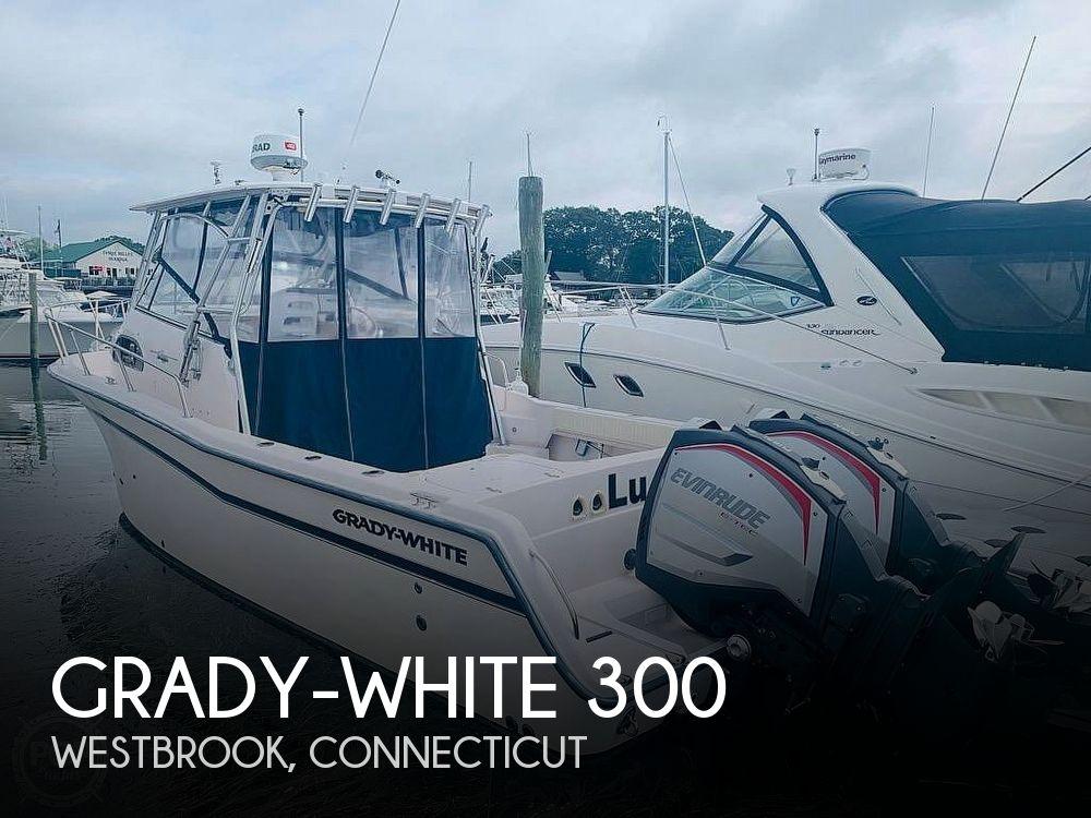 2000 GRADY WHITE 300 MARLIN for sale