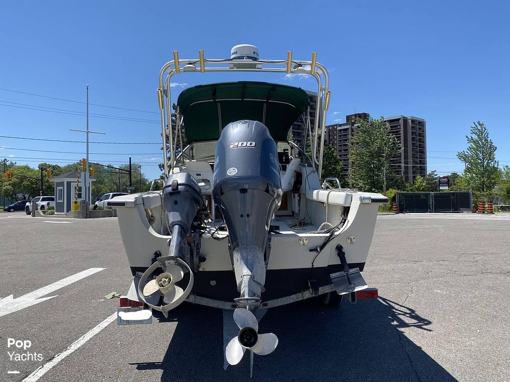 1986 Boston Whaler boat for sale, model of the boat is Revenge WT 22 & Image # 5 of 24