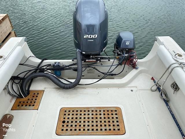 1986 Boston Whaler boat for sale, model of the boat is Revenge WT 22 & Image # 16 of 24
