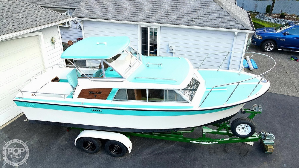 1971 Tollycraft boat for sale, model of the boat is Royal Express & Image # 8 of 40
