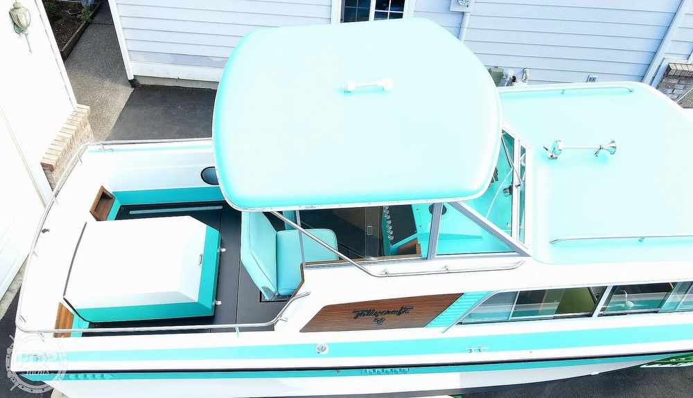 1971 Tollycraft boat for sale, model of the boat is Royal Express & Image # 19 of 40