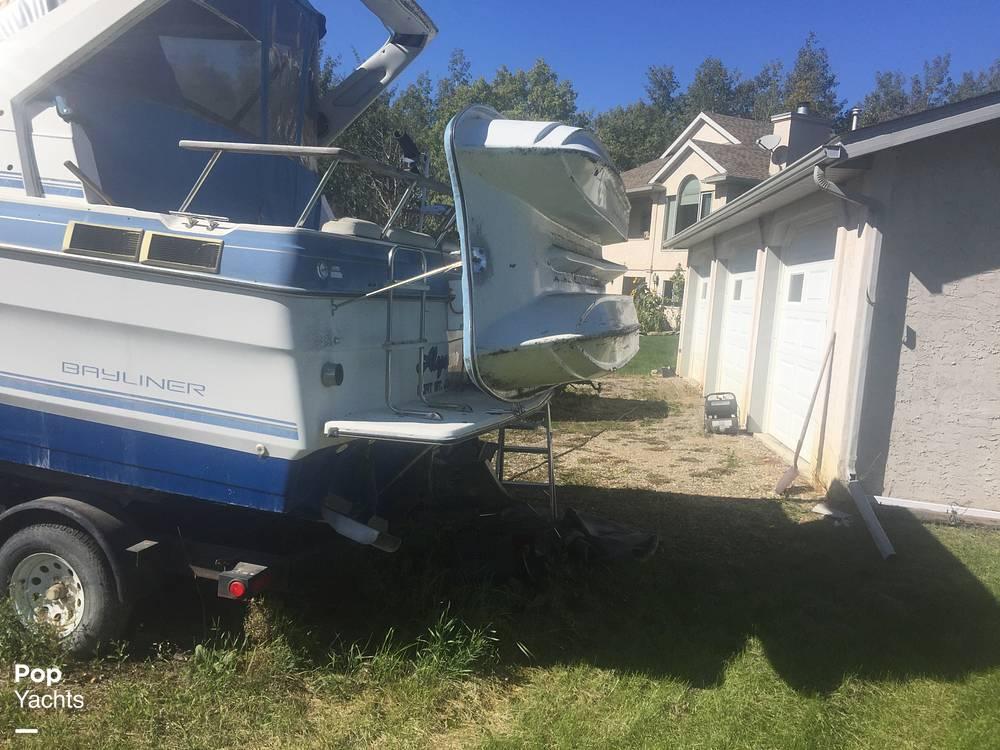 1988 Bayliner boat for sale, model of the boat is Ciera 2655 & Image # 9 of 26