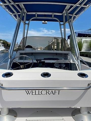 1994 Wellcraft boat for sale, model of the boat is 238CC & Image # 5 of 40
