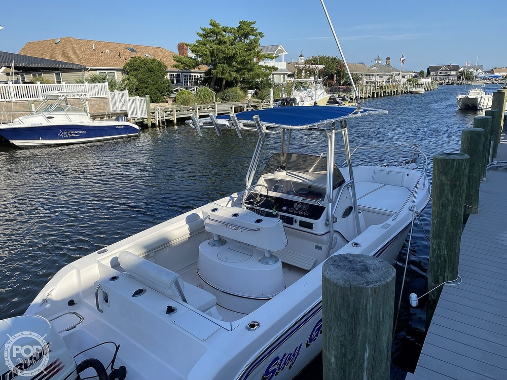1994 Wellcraft boat for sale, model of the boat is 238CC & Image # 14 of 40