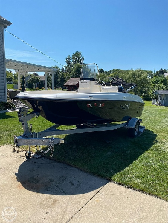 2017 Bayliner boat for sale, model of the boat is Element F18 & Image # 13 of 40
