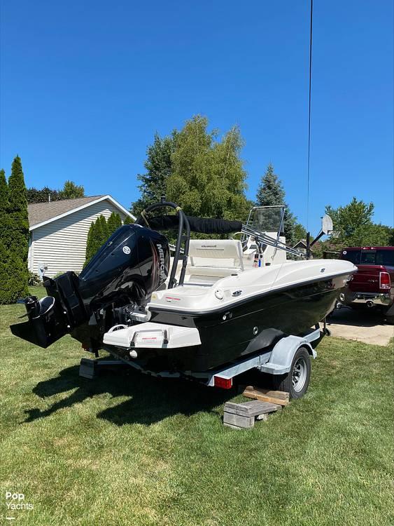 2017 Bayliner boat for sale, model of the boat is Element F18 & Image # 15 of 40