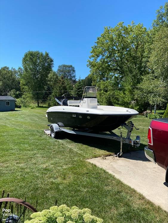 2017 Bayliner boat for sale, model of the boat is Element F18 & Image # 16 of 40