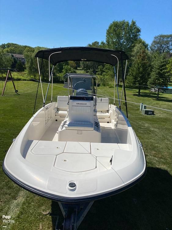 2017 Bayliner boat for sale, model of the boat is Element F18 & Image # 17 of 40