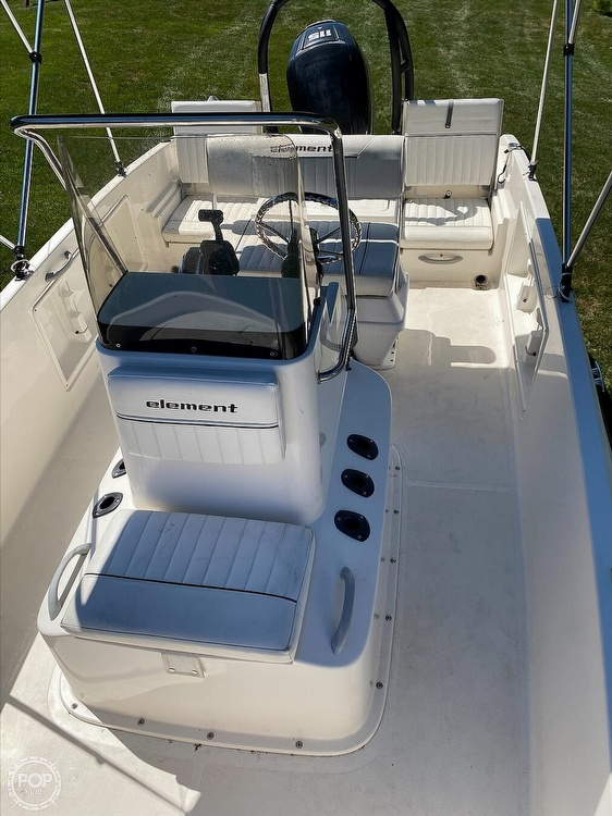 2017 Bayliner boat for sale, model of the boat is Element F18 & Image # 21 of 40