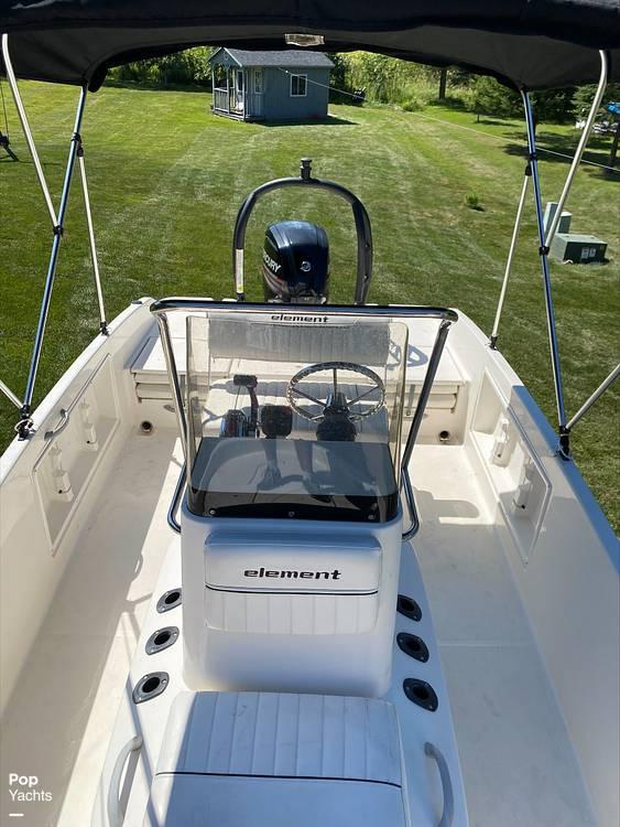 2017 Bayliner boat for sale, model of the boat is Element F18 & Image # 25 of 40