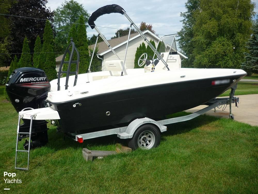 2017 Bayliner boat for sale, model of the boat is Element F18 & Image # 10 of 40