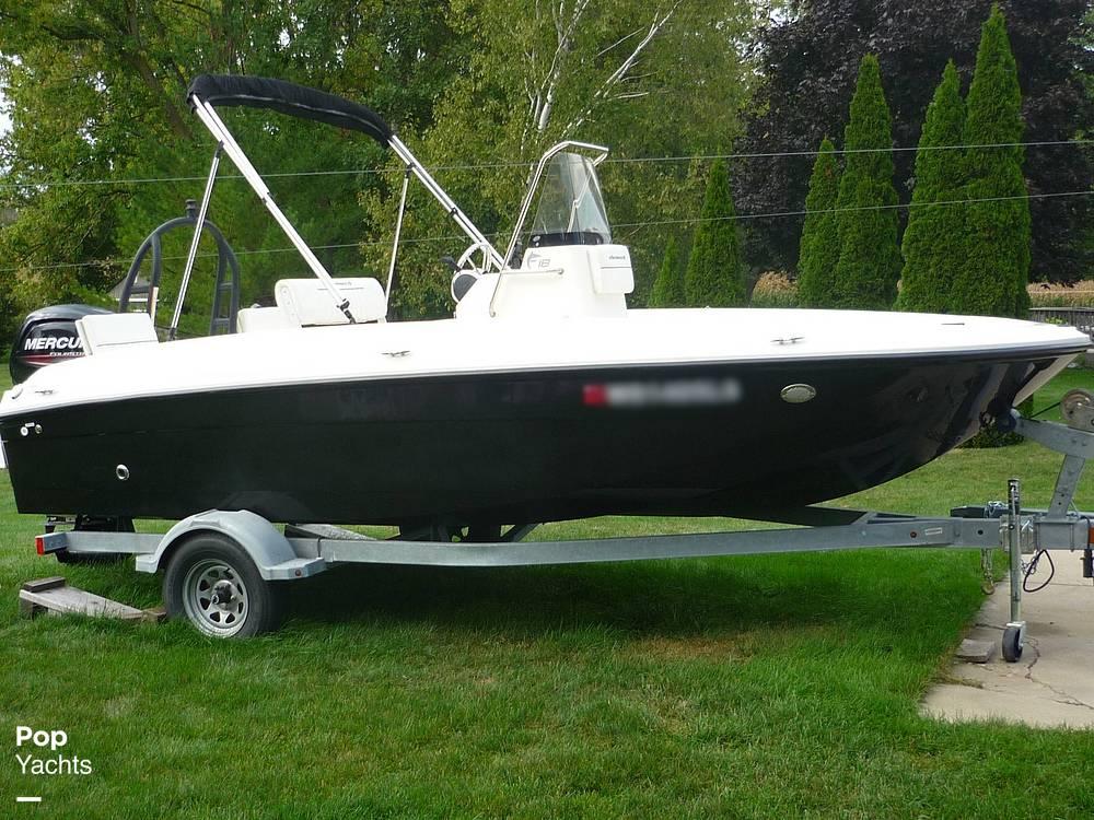 2017 Bayliner boat for sale, model of the boat is Element F18 & Image # 4 of 40