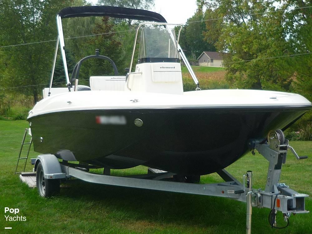 2017 Bayliner boat for sale, model of the boat is Element F18 & Image # 6 of 40