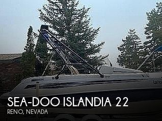 2001 Sea Doo PWC boat for sale, model of the boat is Islandia 22 & Image # 1 of 23