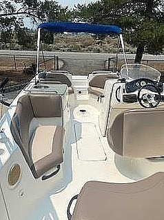 2001 Sea Doo PWC boat for sale, model of the boat is Islandia 22 & Image # 3 of 23