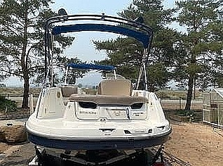 2001 Sea Doo PWC boat for sale, model of the boat is Islandia 22 & Image # 8 of 23