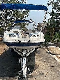2001 Sea Doo PWC boat for sale, model of the boat is Islandia 22 & Image # 10 of 23