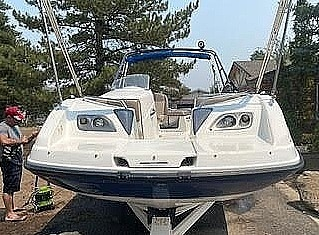 2001 Sea Doo PWC boat for sale, model of the boat is Islandia 22 & Image # 11 of 23