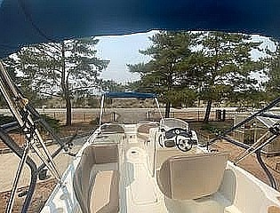 2001 Sea Doo PWC boat for sale, model of the boat is Islandia 22 & Image # 12 of 23