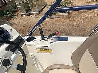 2001 Sea Doo PWC boat for sale, model of the boat is Islandia 22 & Image # 17 of 23