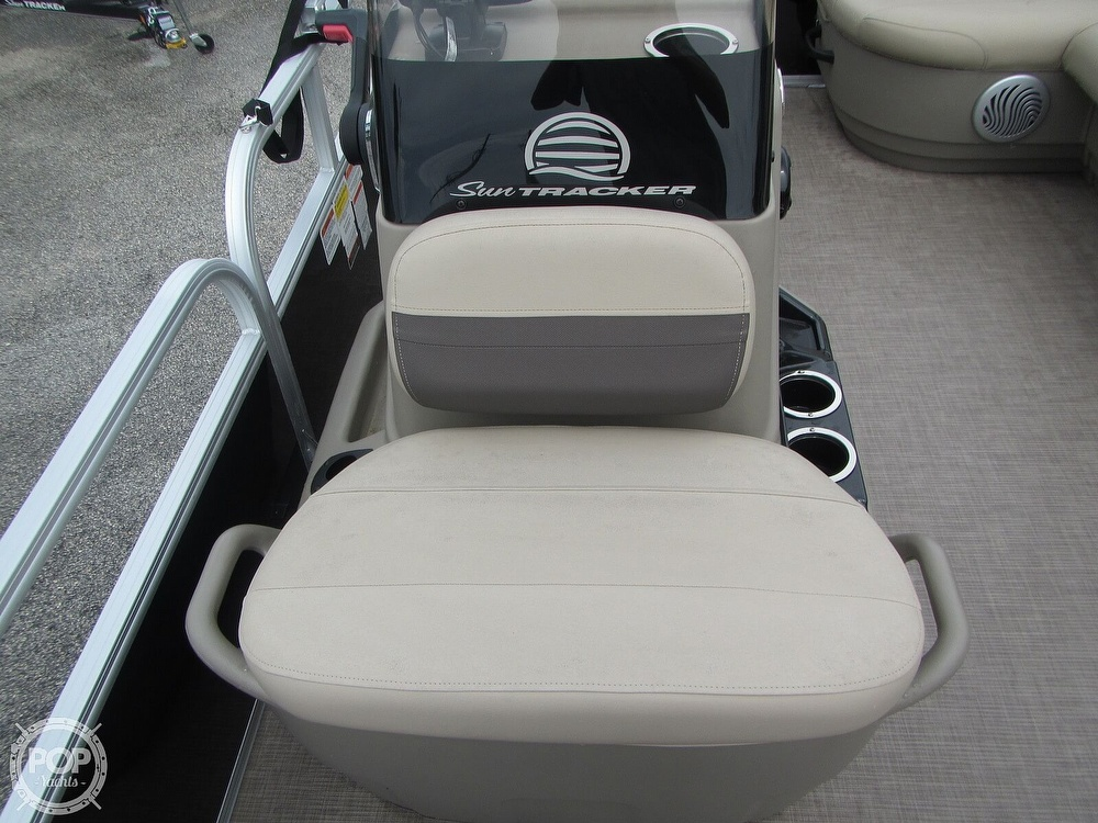 2021 Sun Tracker boat for sale, model of the boat is 16 XL Bass Buggy & Image # 9 of 40