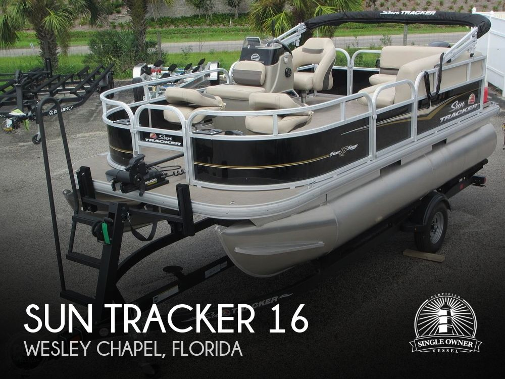 2021 Sun Tracker boat for sale, model of the boat is 16 XL Bass Buggy & Image # 1 of 40