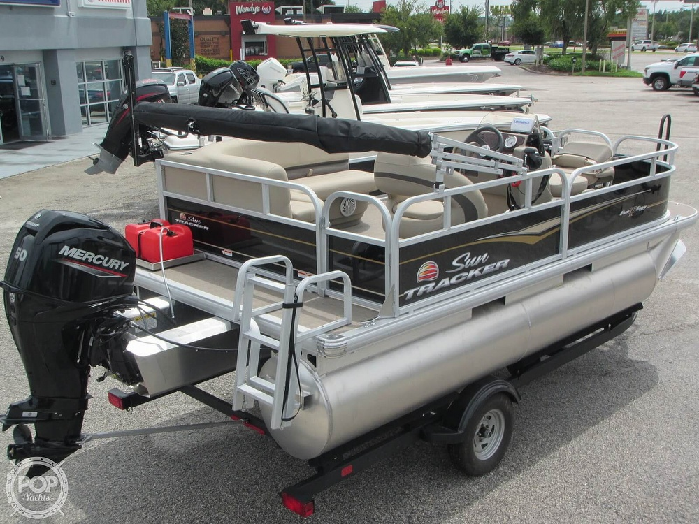 2021 Sun Tracker boat for sale, model of the boat is 16 XL Bass Buggy & Image # 13 of 40