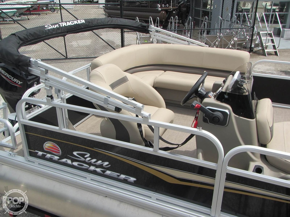 2021 Sun Tracker boat for sale, model of the boat is 16 XL Bass Buggy & Image # 12 of 40