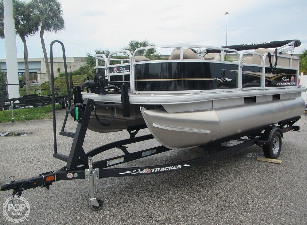 2021 Sun Tracker boat for sale, model of the boat is 16 XL Bass Buggy & Image # 14 of 40