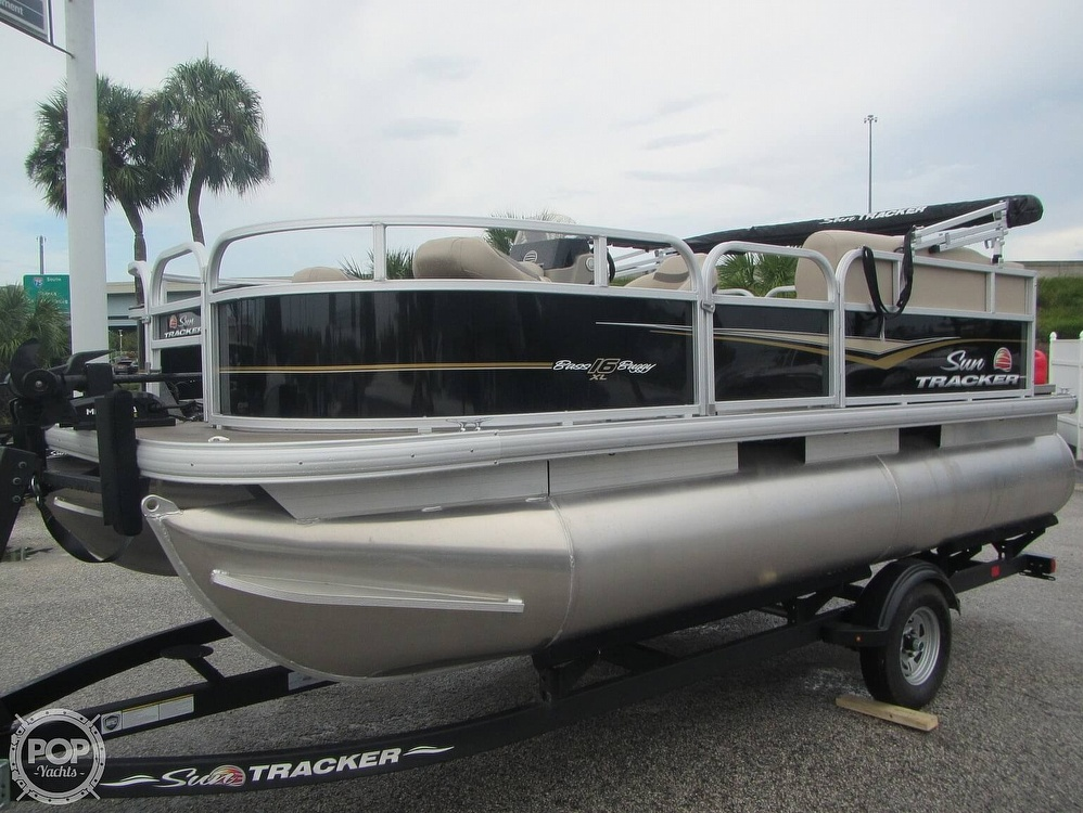 2021 Sun Tracker boat for sale, model of the boat is 16 XL Bass Buggy & Image # 15 of 40