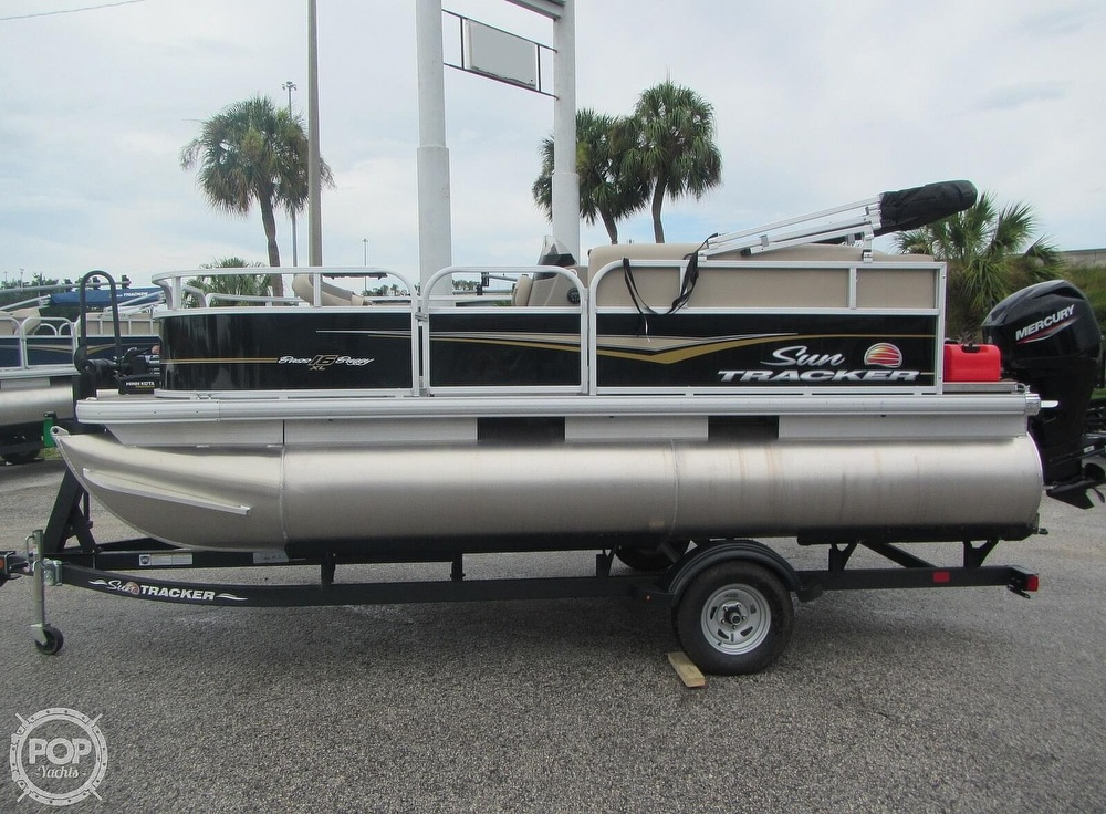2021 Sun Tracker boat for sale, model of the boat is 16 XL Bass Buggy & Image # 16 of 40