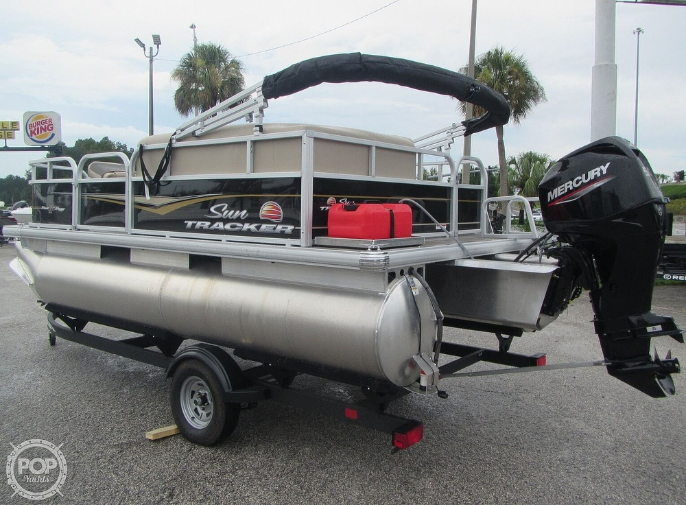2021 Sun Tracker boat for sale, model of the boat is 16 XL Bass Buggy & Image # 17 of 40