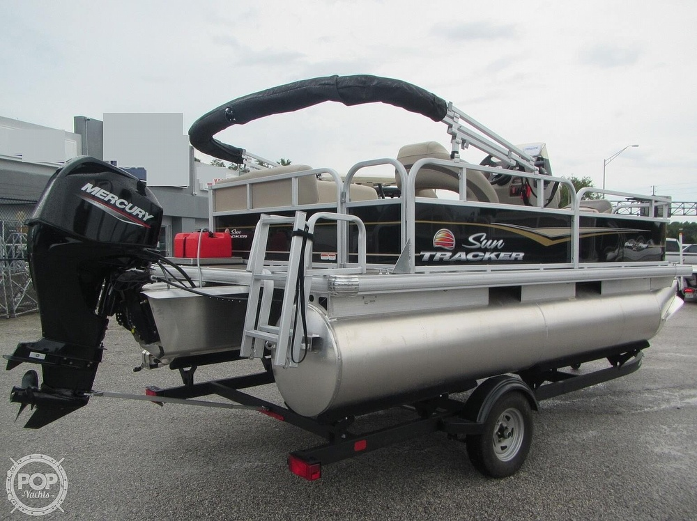 2021 Sun Tracker boat for sale, model of the boat is 16 XL Bass Buggy & Image # 19 of 40
