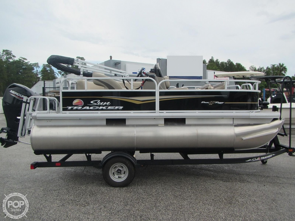 2021 Sun Tracker boat for sale, model of the boat is 16 XL Bass Buggy & Image # 20 of 40