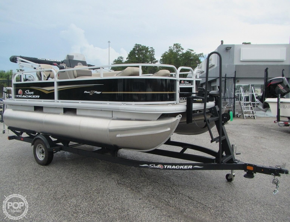 2021 Sun Tracker boat for sale, model of the boat is 16 XL Bass Buggy & Image # 21 of 40