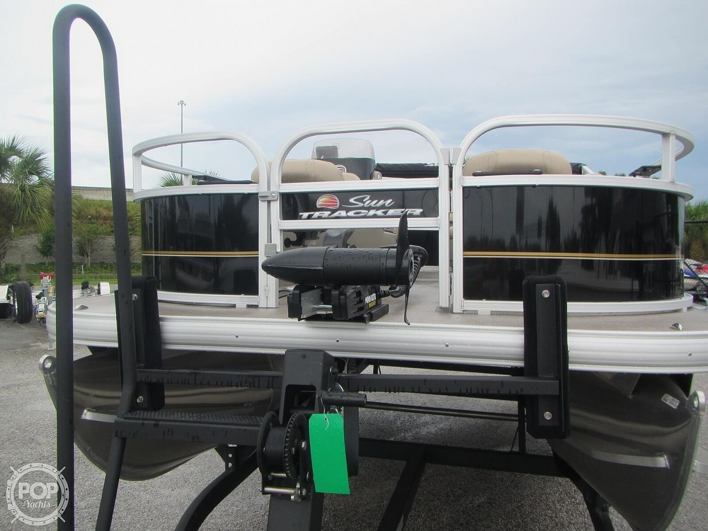 2021 Sun Tracker boat for sale, model of the boat is 16 XL Bass Buggy & Image # 23 of 40