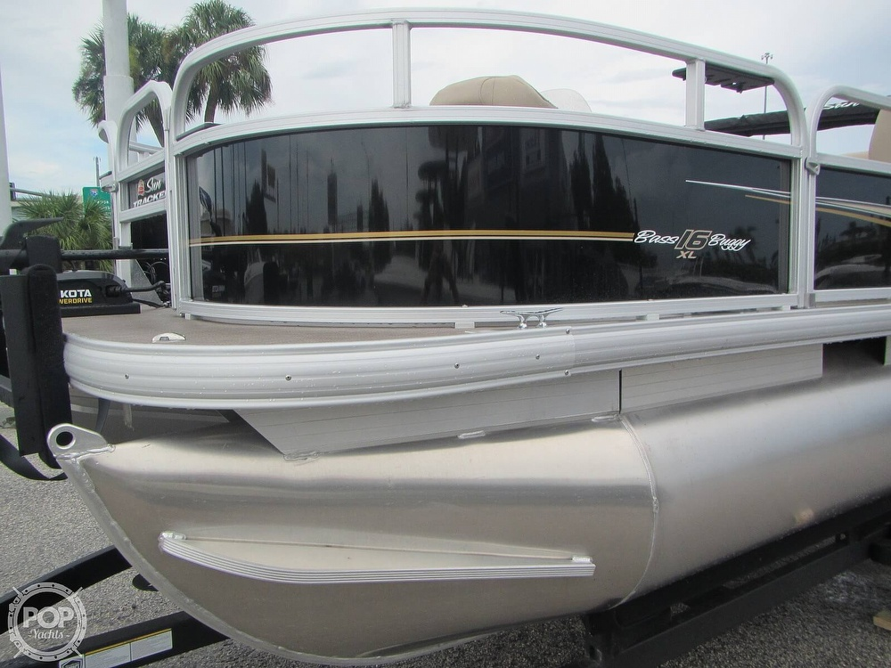 2021 Sun Tracker boat for sale, model of the boat is 16 XL Bass Buggy & Image # 24 of 40