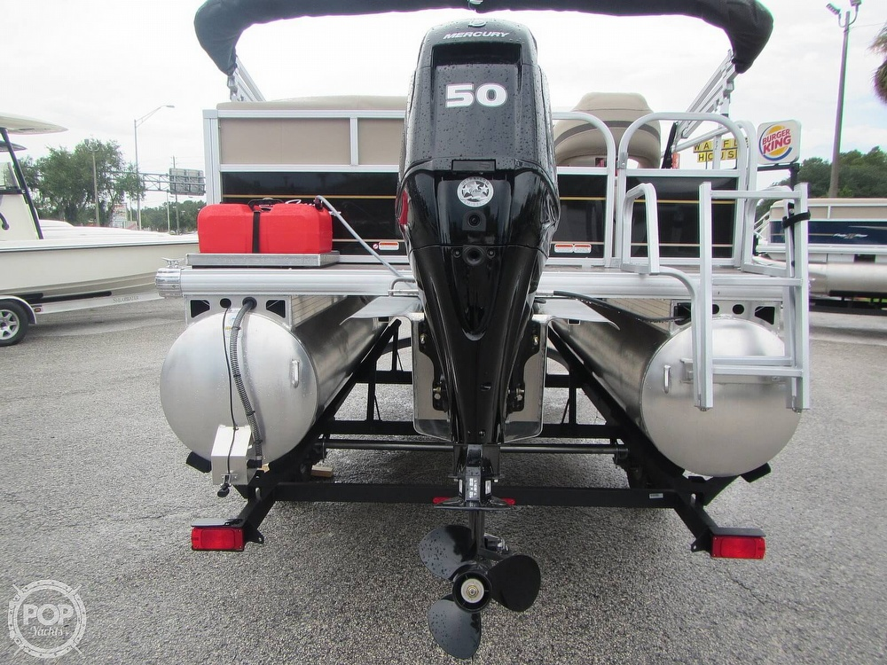 2021 Sun Tracker boat for sale, model of the boat is 16 XL Bass Buggy & Image # 34 of 40