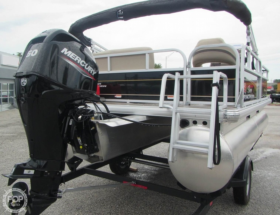 2021 Sun Tracker boat for sale, model of the boat is 16 XL Bass Buggy & Image # 36 of 40