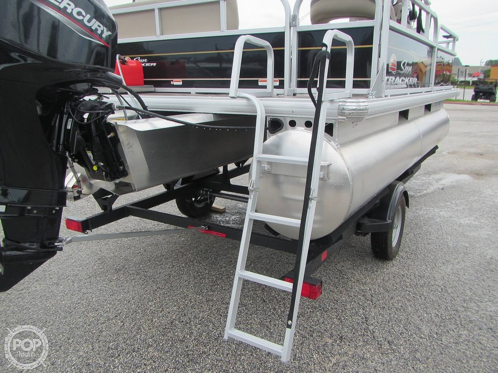 2021 Sun Tracker boat for sale, model of the boat is 16 XL Bass Buggy & Image # 38 of 40