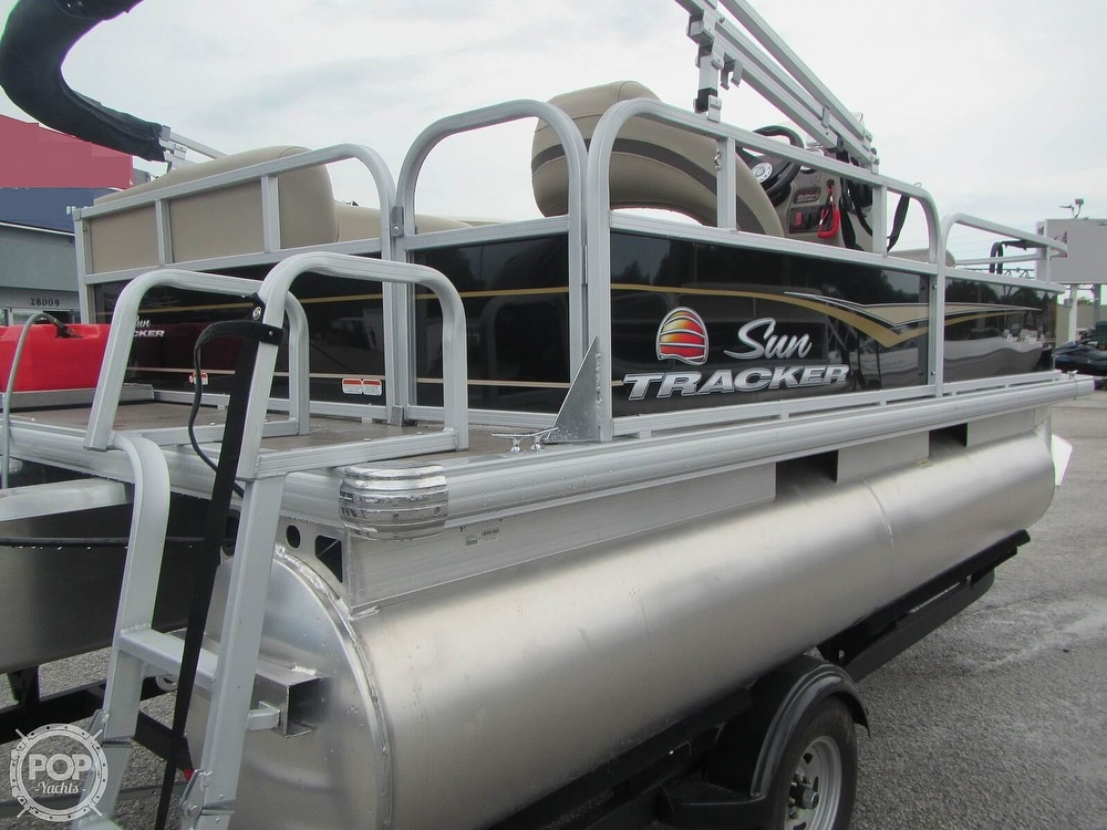 2021 Sun Tracker boat for sale, model of the boat is 16 XL Bass Buggy & Image # 39 of 40
