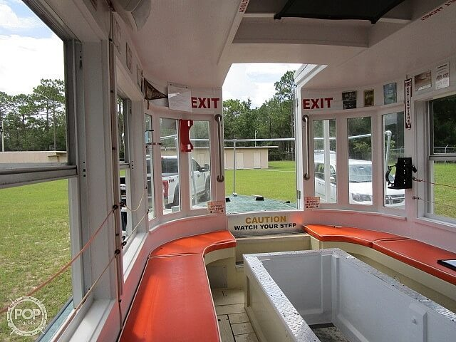 1934 Custom boat for sale, model of the boat is 30' Glass Bottom Boat & Image # 6 of 22