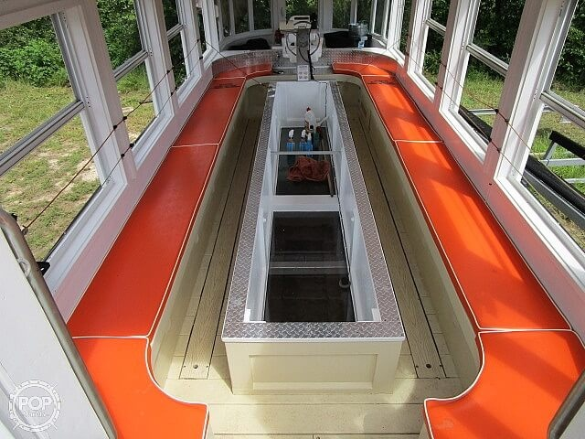 1934 Custom boat for sale, model of the boat is 30' Glass Bottom Boat & Image # 7 of 22