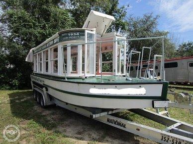 Custom 30' Glass Bottom Boat, 30', for sale - $55,000