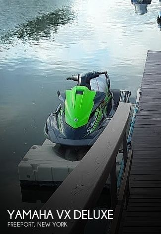2020 YAMAHA VX DELUXE for sale