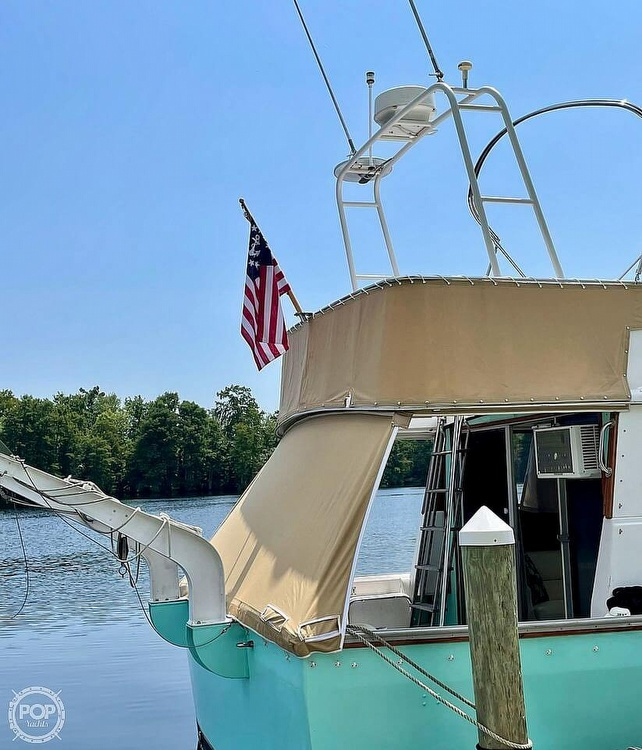 1977 Mainship boat for sale, model of the boat is 34 Trawler & Image # 2 of 40