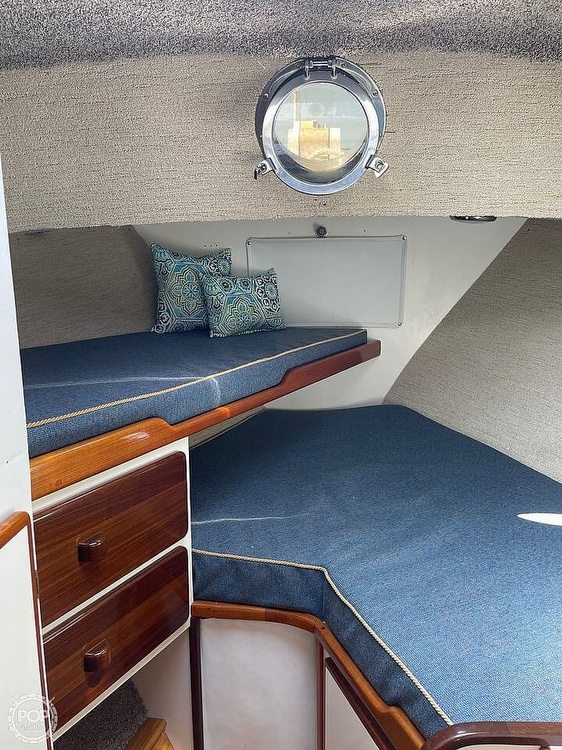 1977 Mainship boat for sale, model of the boat is 34 Trawler & Image # 20 of 40