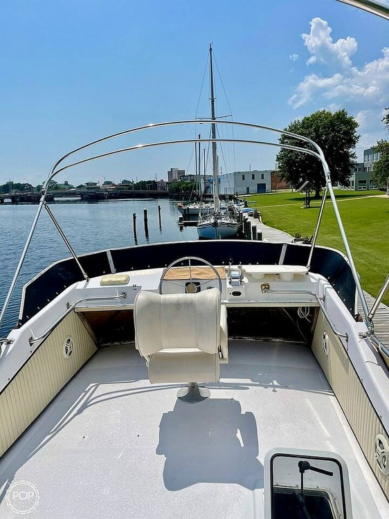 1977 Mainship boat for sale, model of the boat is 34 Trawler & Image # 28 of 40
