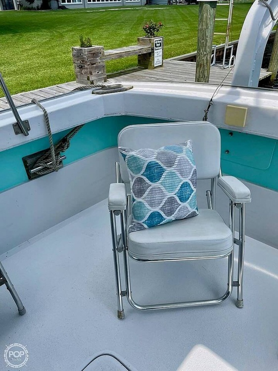 1977 Mainship boat for sale, model of the boat is 34 Trawler & Image # 29 of 40