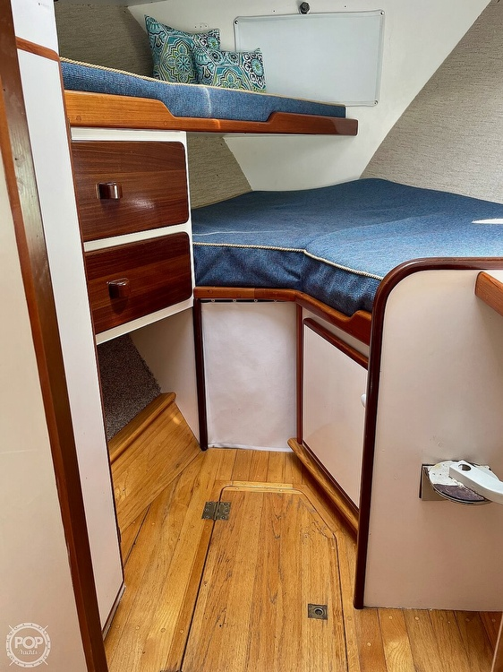 1977 Mainship boat for sale, model of the boat is 34 Trawler & Image # 21 of 40